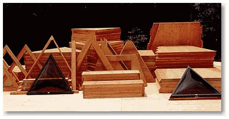 House packages and building materials for House material packages
